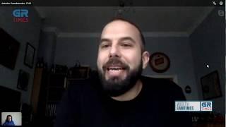 Ο Αντώνης Τζανακόπουλος στο GrTimes.gr