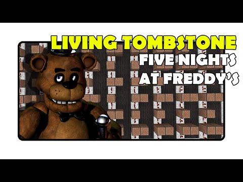 FIVE NIGHTS AT FREDDY'S SONG! - Minecraft Xbox |NoteBlock Song|