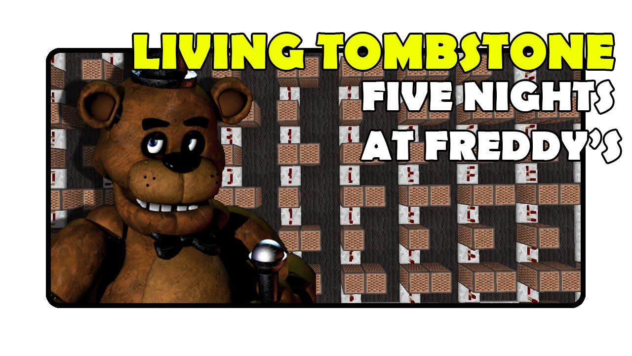 Five nights at freddy s song minecraft xbox noteblock song