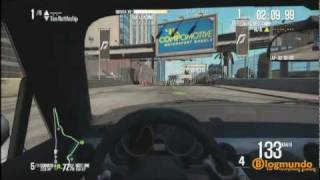 Need For Speed Shift 2 Xbox 360 Gameplay