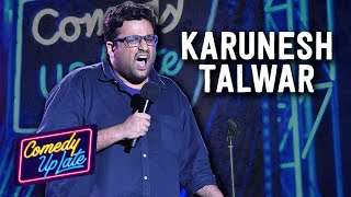 Karunesh Talwar - Comedy Up Late 2018 (S6, E10)