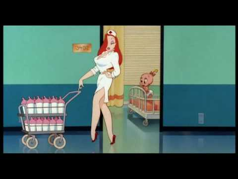 "Roger Rabbit Short #1 - ""Tummy Trouble"" (German)из YouTube · Длительность: 7 мин27 с"
