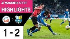 Hansa Rostock - Chemnitzer FC   Spieltag 19, 19/20   MAGENTA SPORT