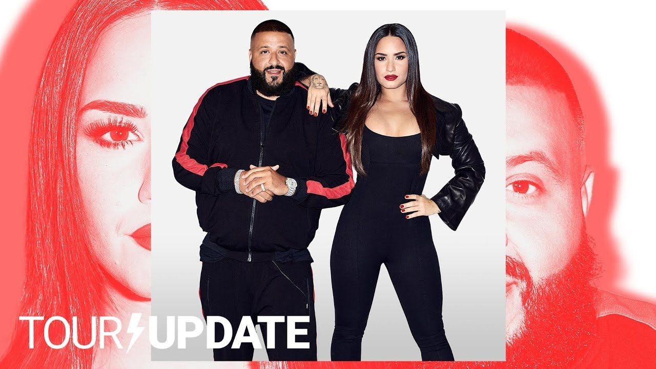 Demi Lovato And Dj Khaled Tour Together Tour Update