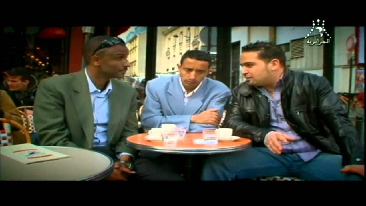 Download Film algérien Face à face avec trio amjad 2009 فلم جزائري وجها لوجه, هواري, بختة