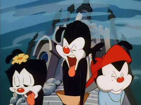 Animaniacs s01e39 wally llama youtube - Animaniacs pictures ...