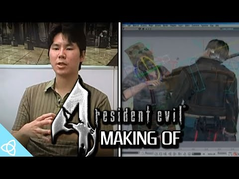Making of - Resident Evil 4 [Behind the Scenes]