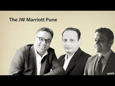 The JW Marriott Pune Team on hiring, training, and building