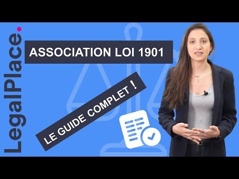 Association loi 1901 : tout savoir en quelques minutes