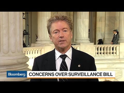 Why Sen. Rand Paul Won't Support the Surveillance Bill
