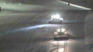Большой Вудъявр откроет горнолыжный сезон 11 декабря