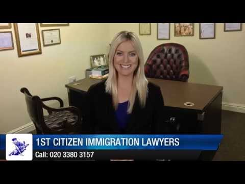 1st Citizen Immigration Lawyers London Incredible 5 Star Review