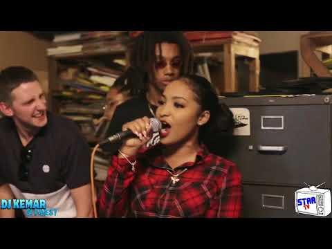 Lila Ike & Shenseea - Freestyle (Dancehall) 2018🔥🔥🔥@dj kemar di finest