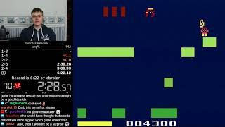 (6:21.24) Princess Rescue any% speedrun *World Record*