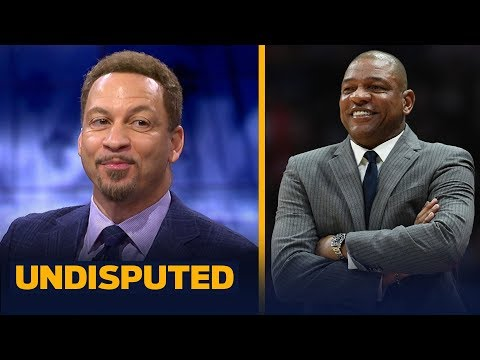 Chris Broussard: Clippers are a better HC job than the Lakers over next 3 years | NBA | UNDISPUTED