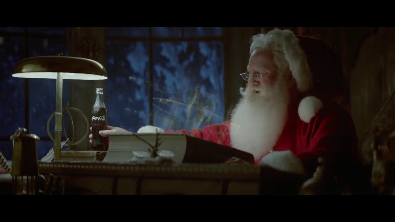 Coca Cola: Kerstcommercial 2018 - Holidays are coming
