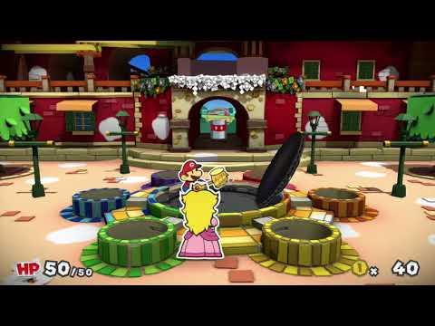 Paper Mario Color Splash - Part 1