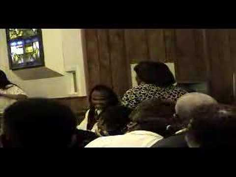 Renee Smith, Billy Robinson and Revelation at St P...