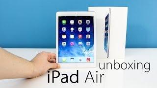 iPad Air - Rozpakowanie i pierwsze wrażenia - Unboxing PL - Apple