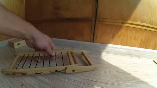 Лестница для хомяка,крысы и песчанки.Как сделать?