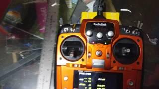 Rc cargo airplne. Flaps fix slats cargo door. At10 radio link