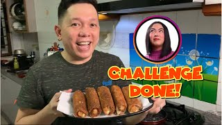 Sausage Bread Rolls ala Tita Krissy Achino | Krissy Kitchen | My Version