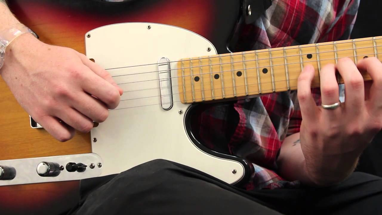 how to play c major on guitar