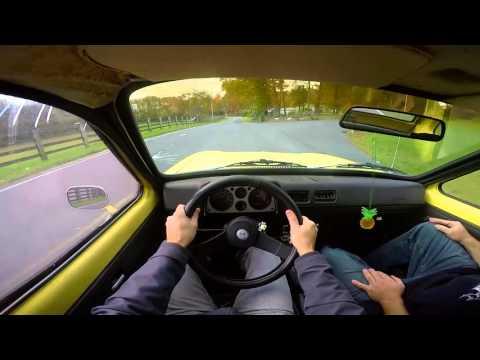 Driving A Surviving 1976 Chevrolet Chevette