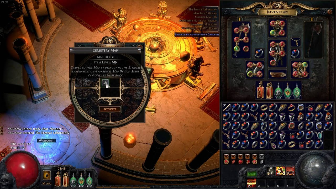 Poe Orb of Alchemy Farming Guides - poecurrencybuy com