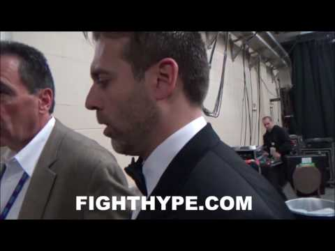 MAX KELLERMAN IMMEDIATE REACTION TO ANDRE WARD'S KNOCKOUT OF KOVALEV; DECLARES WARD #1 P4P