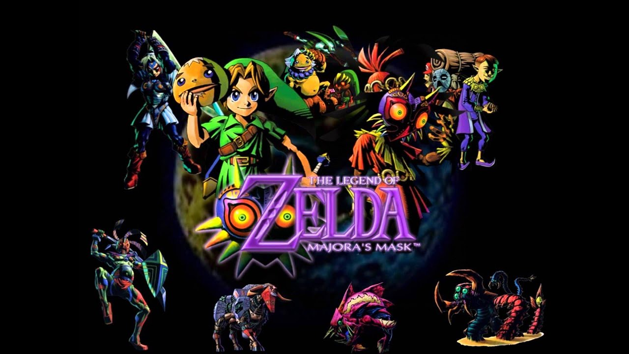 Legend Of Zelda Majora S Mask Ost Chase Extended Youtube