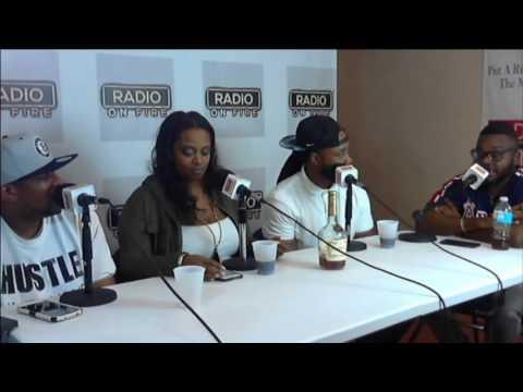 Comedian LaceFront Killa Interview: Pipeline Radio