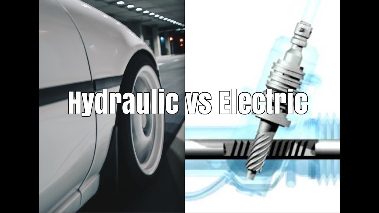 Difference Between Hydraulic And Electric Steering
