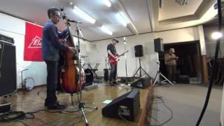 はんきー・ぱんきー(ギター・ジミー/ベース・タナベ/ドラム・カナヤ)