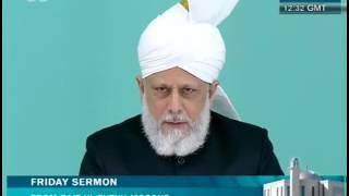 2012-07-27 Über Ramadhan, Anbetung und Rechtschaffenheit