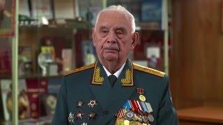 Видеообращение генерал-полковника в отставке Бориса Уткина к участникам Урока мужества