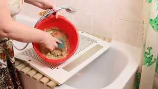Как легко отмыть кухонную вытяжку от жира