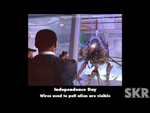 Movie Mistakes: Independence Day (1996)