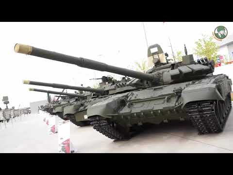 Russia's Army 2018 exhibition to showcase 600 weapon systems
