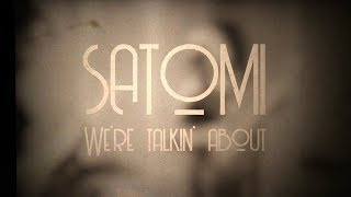 Trio SATOMI // We're talkin' about live recording official