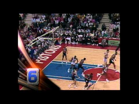 Top 10 Plays of the 1990 Finals