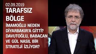 İmamoğlu niye Diyarbakır'a gitti? Davutoğlu-Babacan-Gül'ün stratejisi ne?-Tarafsız Bölge 02.09.2019