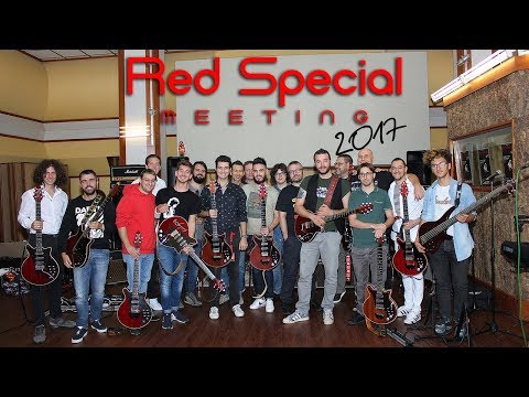Red Special Meeting 2017