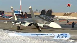 Familiarization of Su-35