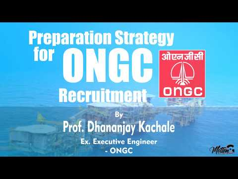 ONGC Recruitment Exam Syllabus, Books, Strategy by Ex Executive Engineer ONGC