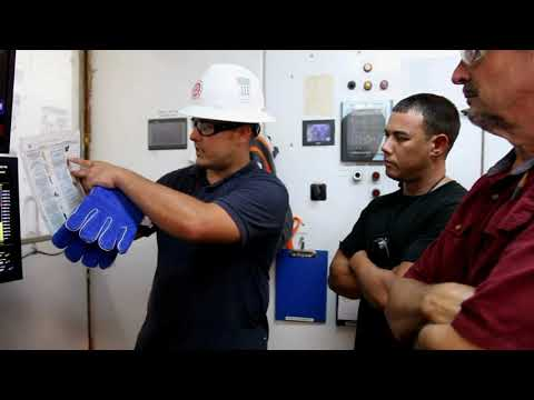 Council for Dredging & Marine Construction Safety (CDMCS) Hand Safety Training Video