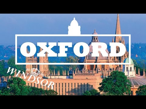 VLOG - Travelling to Oxford, Windsor & Eton