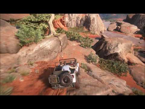 UNCHARTED 4: A THIEF'S END | Chap 10 | Crushing (1080p/60fps) No Commentary/No Cheats