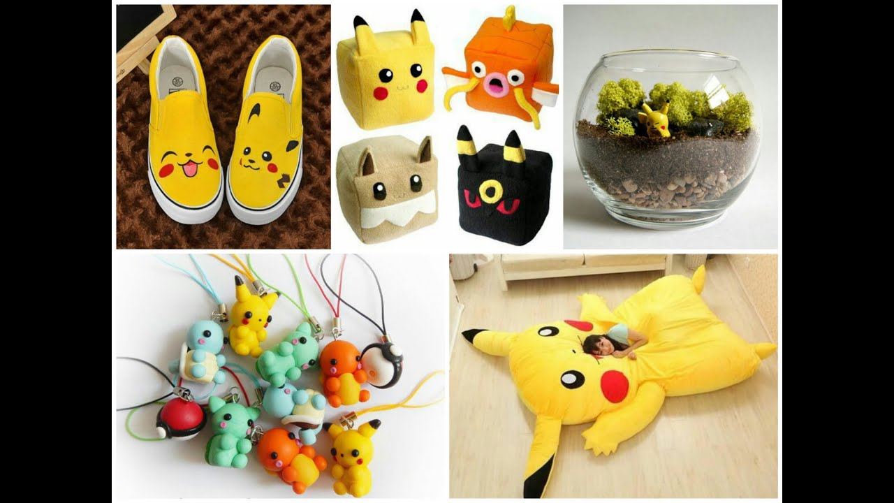 Best Pokemon Crafts Ideas Diy Pokemon Go Inspired Stuff