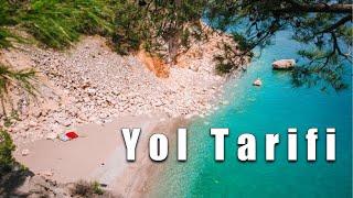 Antalya Beldibi Gizli Koy / Nasıl Gidilir ? Denizaltı Nasıl ?